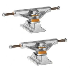 Independent 129 Stage 11 Standard Trucks - Silver