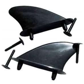 Block Surf - California Twin Fin Kit