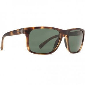 Von Zipper Lomax Sunglasses - Tortoise Satin/Vintage Grey