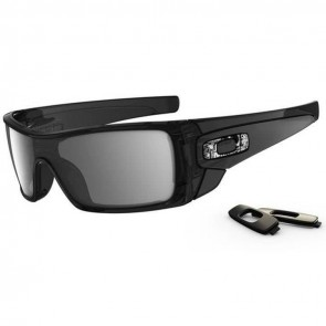 Oakley Batwolf Sunglasses - Black Ink/Black Iridium