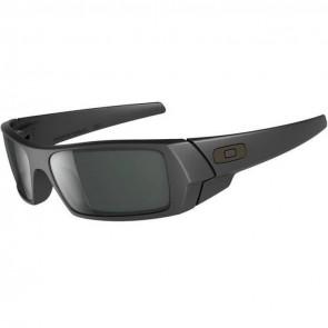 Oakley Gascan Sunglasses - Matte Black/Grey
