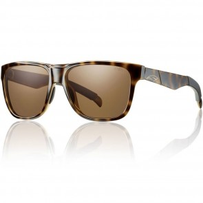 Smith Lowdown Polarized Sunglasses - Tortoise/Brown