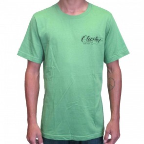 Cleanline Eagle T-Shirt - Leaf Green