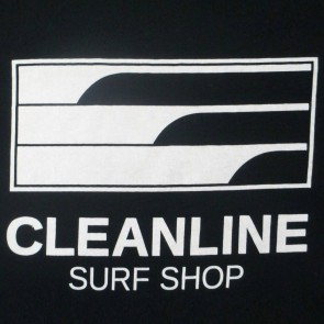 Cleanline Lines T-Shirt - Black/White