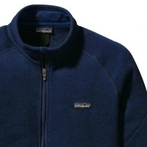 Patagonia Better Sweater Jacket - Channel Blue
