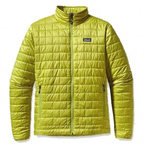 Patagonia Nano Puff Jacket - Folios Green