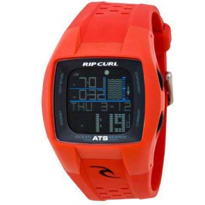Rip Curl Trestles Oceansearch Watch - Red