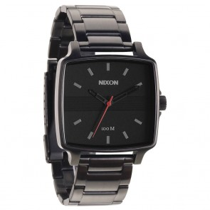 Nixon Watches - The Cruiser - All Gunmetal/Black