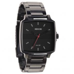 Nixon Watches - The Cruiser - All Gunmetal/Black