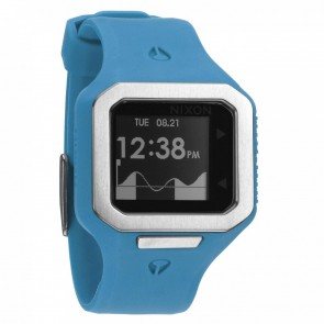Nixon Supertide Watch - Sky Blue