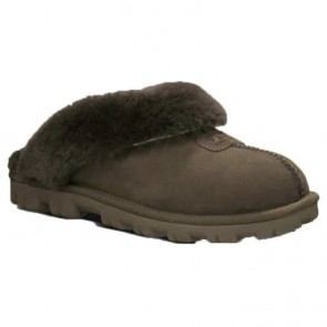 UGG Australia Coquette Slippers- Chocolate