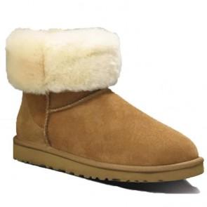 UGG Australia Classic Short Boots - Chestnut
