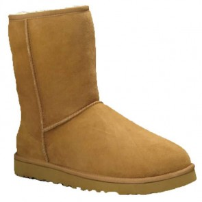 UGG Australia Men's Classic Short Boots - Chestnut