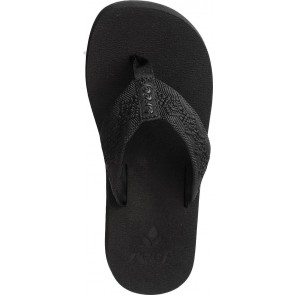 Reef Sandy Sandals - Black