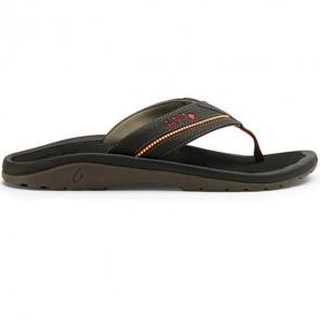 Olukai Kia' i II Sandals - Black