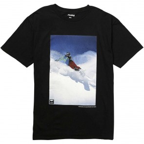 Analog PLA Kelly T-Shirt - Black