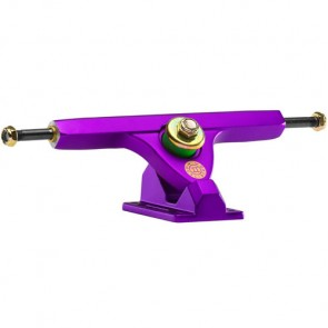 "Caliber II 10"" Longboard Trucks - Purple"