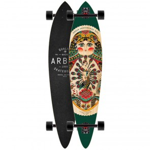 Arbor Skateboards Fish GT Complete