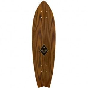 Arbor Sizzler Groundswell Longboard Deck