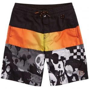 Billabong Youth Bad Billys Tribong Boardshorts - Black