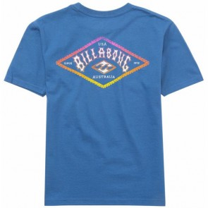 Billabong Youth Arch T-Shirt - Bright Blue