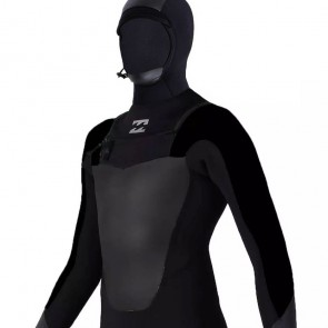 Billabong Youth Absolute Comp 5/4 Hooded Wetsuit