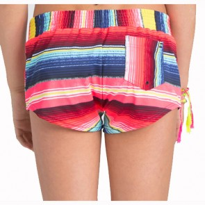 Billabong Youth Fiesta Fun Volley Boardshorts - Multi
