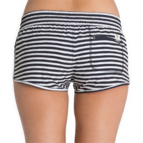 Billabong Women's Mixmash Volley Shorts - Black Sands
