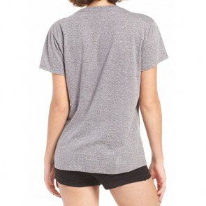 Billabong Women's Ramble On T-Shirt - Dark Athletic Grey