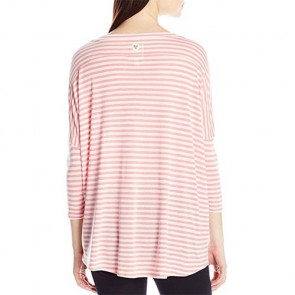 Billabong Women's Without You Long Sleeve Top - Rosewater