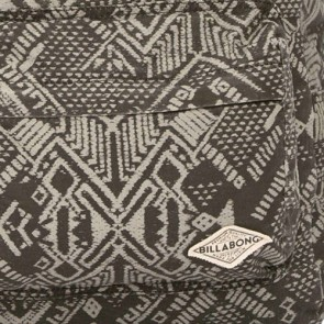 Billabong Women's Hand Over Love Backpack - Off Black