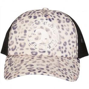 Billabong Women's Heritage Mashup Trucker Hat - Cheetah