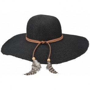 Billabong Women's Saltwater Sunset Straw Hat - Off Black