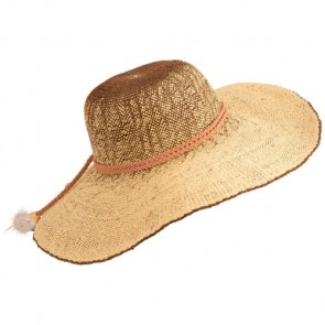 Billabong Women's Saltwater Sunset Straw Hat - White Cap
