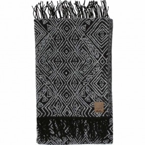 Billabong Gypsea Blanket - Off Black