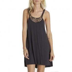 Billabong Women's Great Views Dress - Off Black