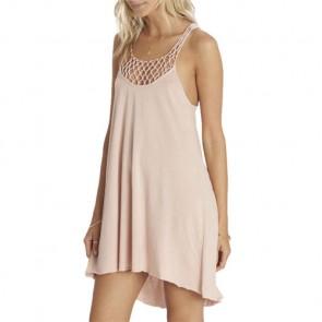 Billabong Women's Great Views Dress - Rose Dust