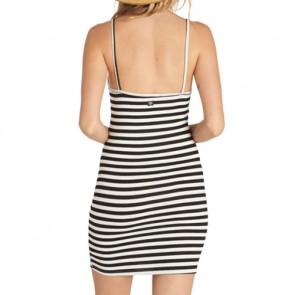 Billabong Women's Dream Song Dress - Black/White
