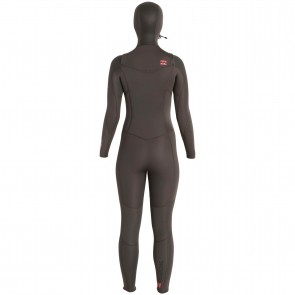 Billabong Women's Synergy 5/4 Hooded Wetsuit - 2015