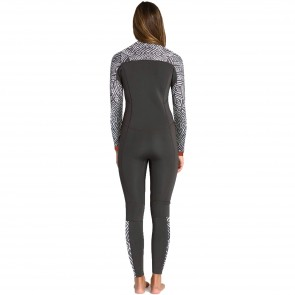 Billabong Women's Salty Dayz 3/2 Chest Zip Wetsuit - 2015