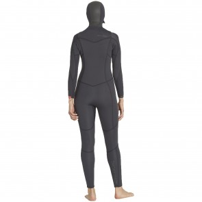 Billabong Women's Synergy 5/4 Hooded Wetsuit