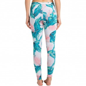 Billabong Women's Skinny Sea Legs Surf Pants - Tropical