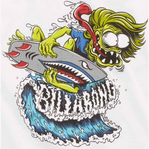 Billabong Youth Shredster T-Shirt - White