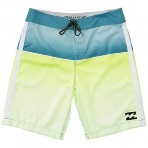 Billabong All Day Faded Boardshorts - Lime