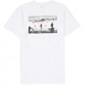 Billabong Shorebreak T-Shirt - White