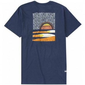 Billabong Sunsets T-Shirt - Navy