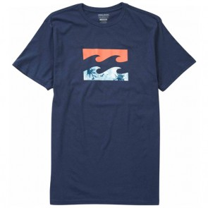 Billabong Team Wave T-Shirt - Navy
