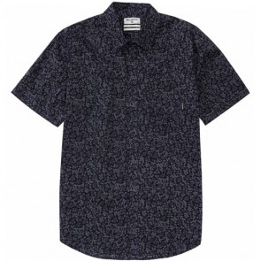 Billabong Marker Short Sleeve Shirt - Asphalt