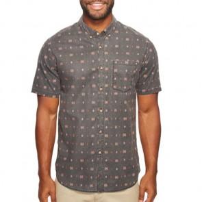 Billabong Jetson Short Sleeve Shirt - Asphalt