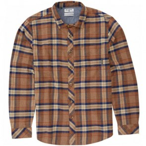 Billabong Coastline Flannel - Camel